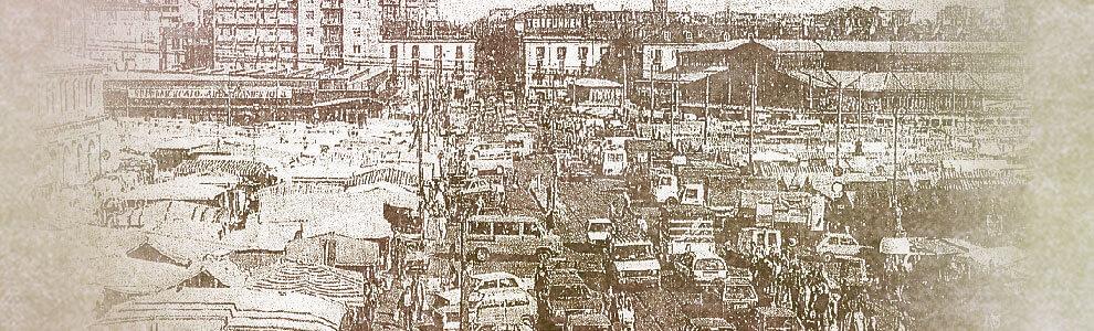 La storia del mercato di Porta Palazzo a Torino